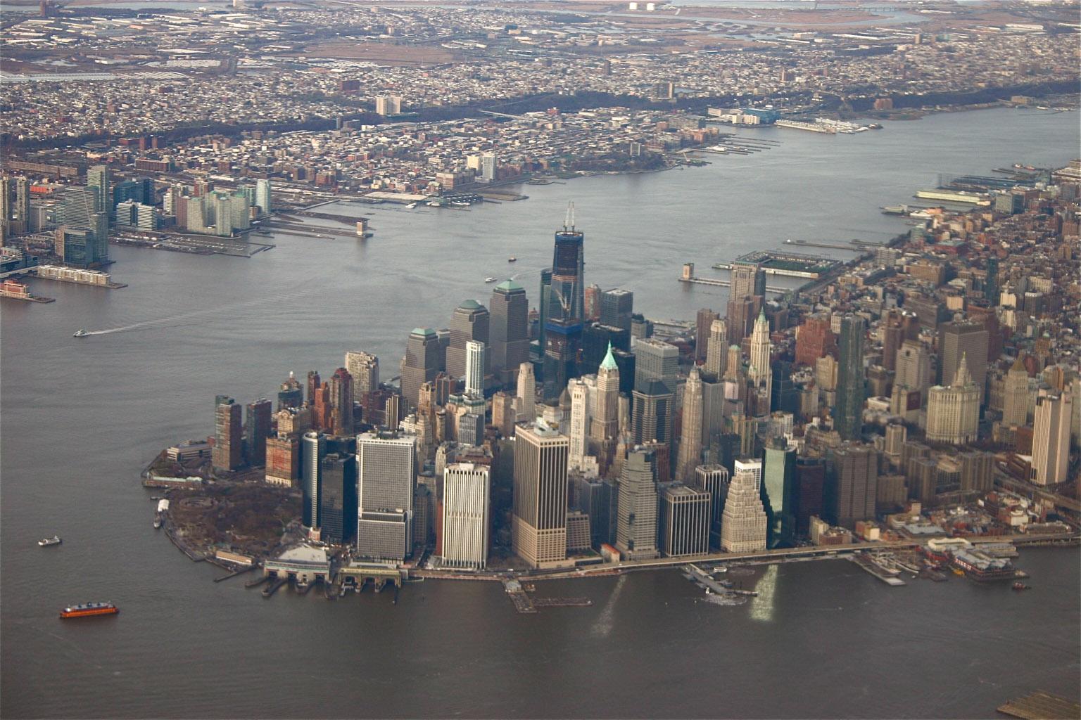 A Weekend In New York City Douglas Stebila