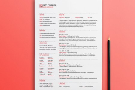 Best Resume Template Docx