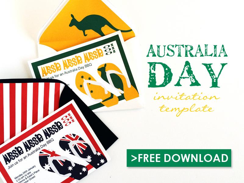 Printable Invitations Australia