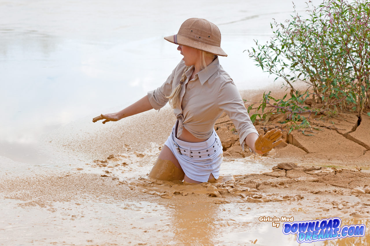 Quicksand Sinking Visuals Quicksand