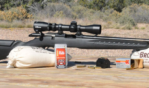 Ruger American Compact 22 Wmr
