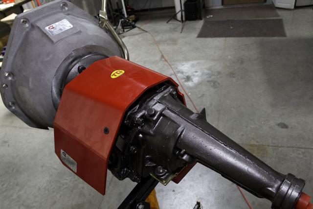 Shield Powerglide Transmission
