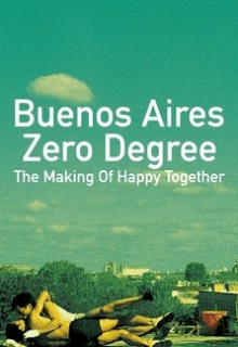 Buenos Aires Zero Degree: The Making of Happy Together (1999)