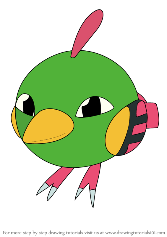Learn how draw natu pokemon pokemon step step, dog coloring pages