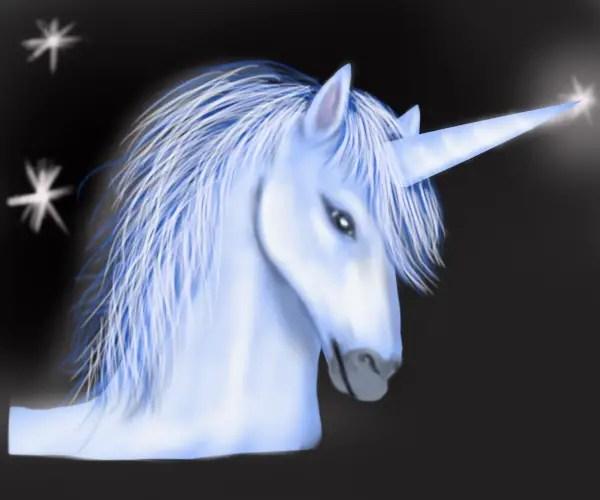 Things Draw Unicorns Easy