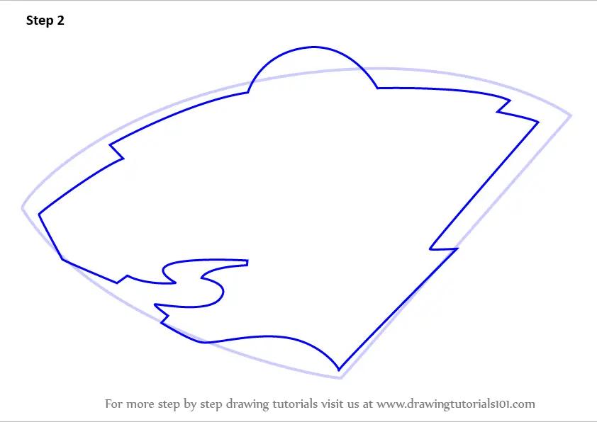 Step By Step How To Draw Minnesota Wild Logo