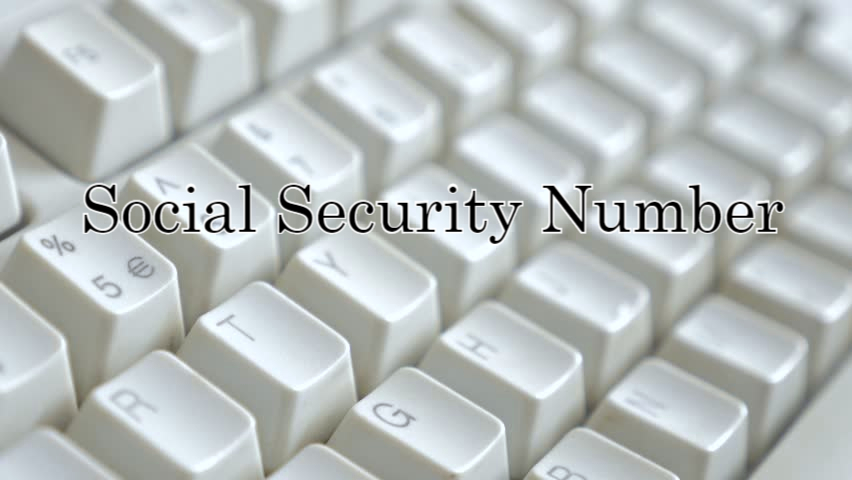 What My Security Number