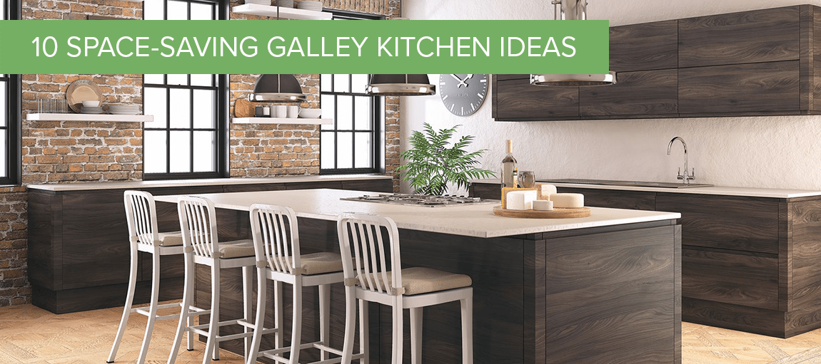 10 Space Saving Galley Kitchen Ideas Dream Doors