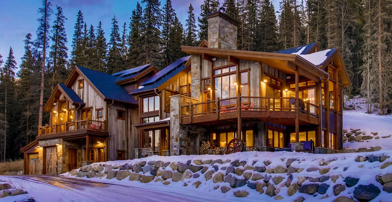 Colorado Vacation Rentals Aspen Chalet Rentals Luxury