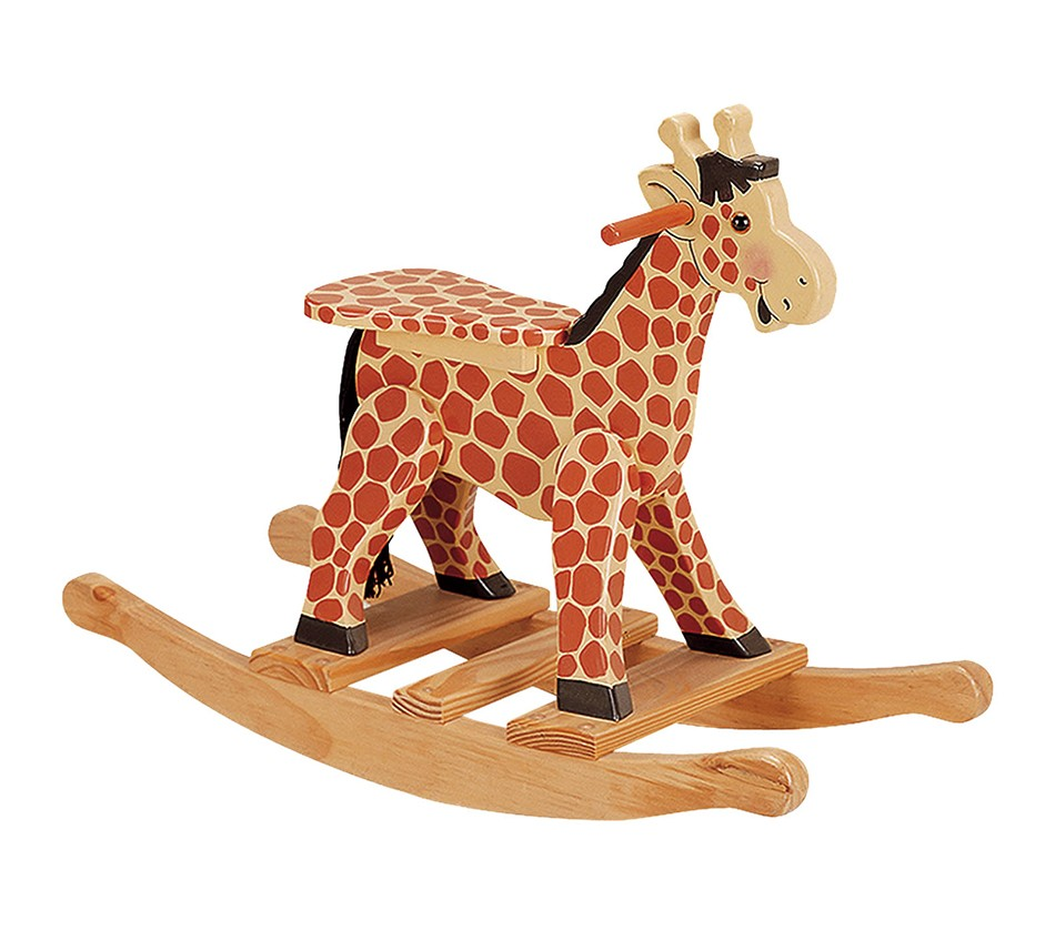 Free Easy Rocking Horse Plans