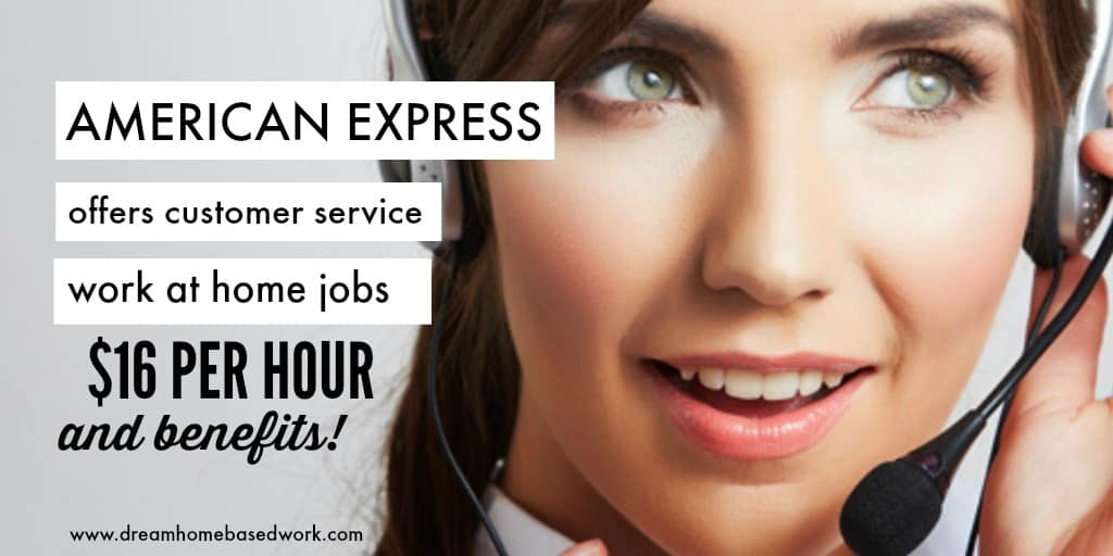 American Express Hiring Legit Work At Home Jobs With