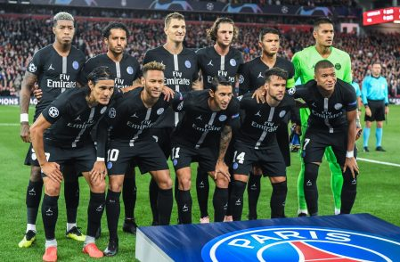 It's Really, Really Difficult Not To Dislike PSG, Isn't It?