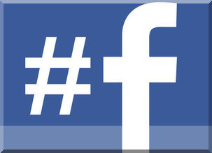facebook hashtag update