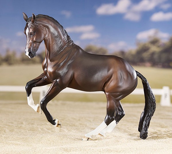 Breyer To Preview Valegro Model At Central Park Horse Show
