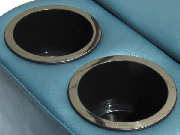 Camaro 68 69 Center Console Amp Cup Holders Black Vw Parts
