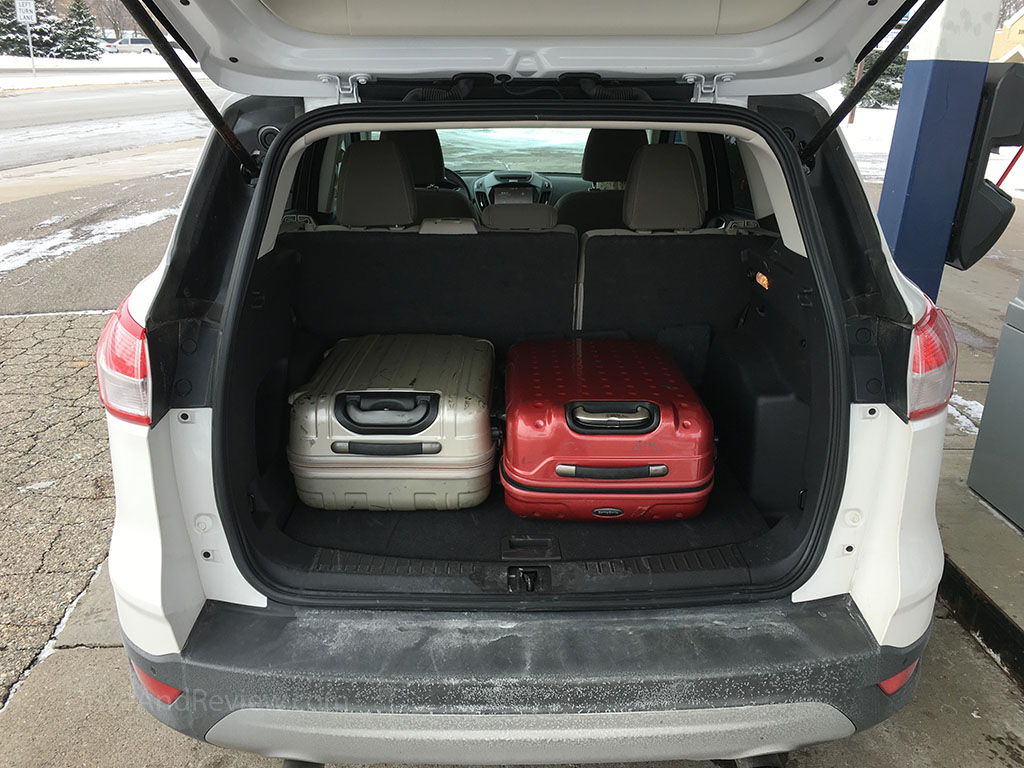 Ford Escape Trunk Space Dimensions Www Madisontourcompany Com