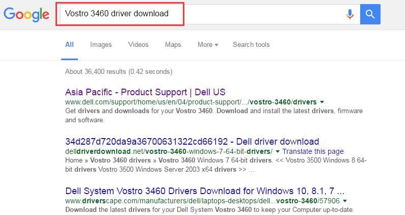 Dell Drivers Windows 10