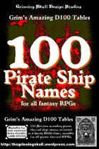 pirate ship names # 62