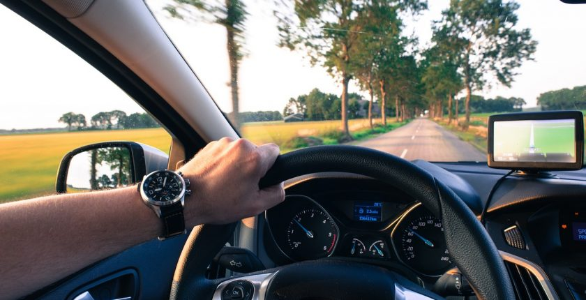 Five tips to be a safe driver
