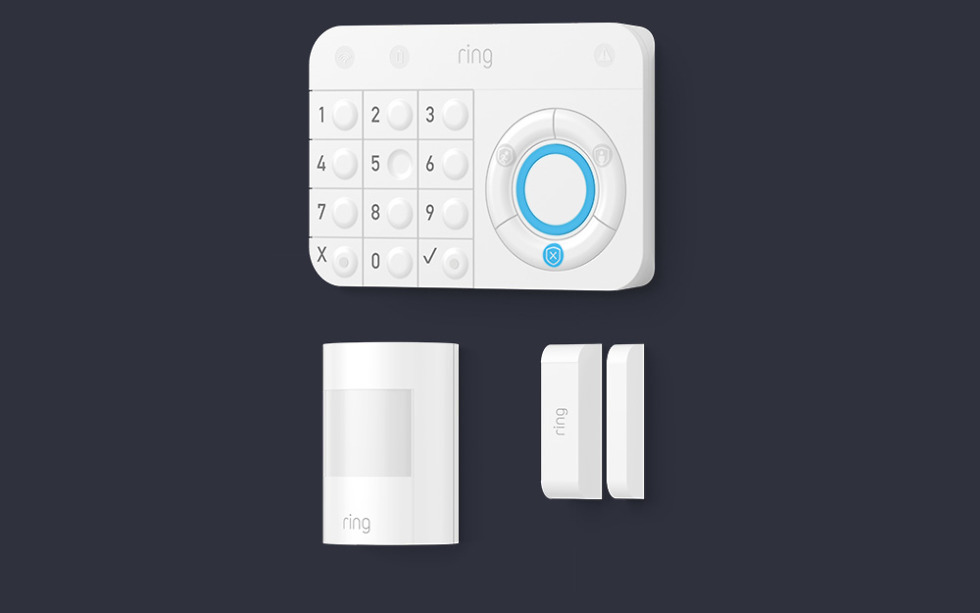 Security Alarms Monitored