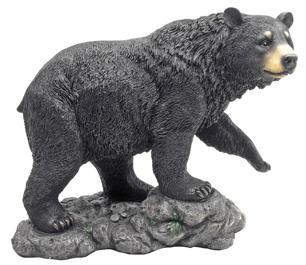 Black Bear Decorations Home