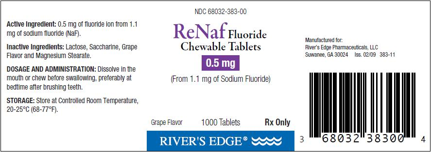 Fluoride Sodium Tablets