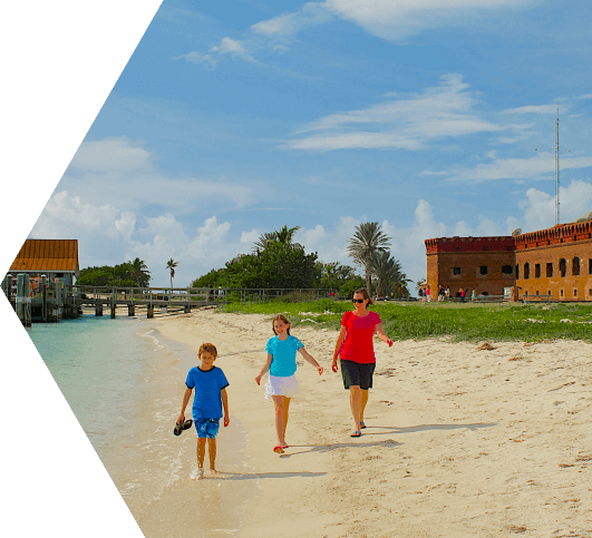 Visiting Dry Tortugas
