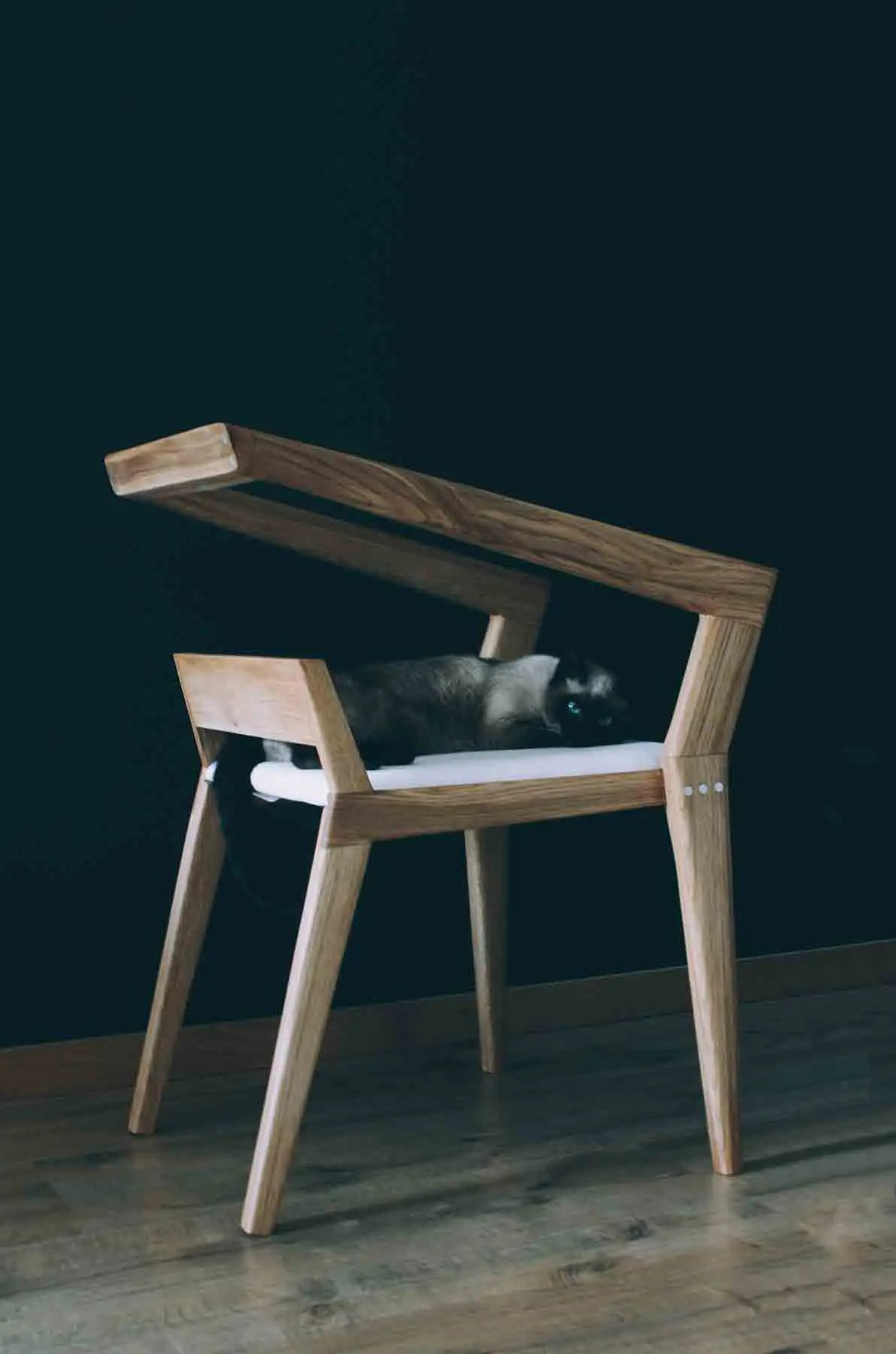 H Chair A Contemporary Furniture Inspired From Mid