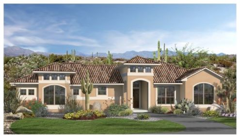 Custom Home Floor Plans   Luxury House Plans   Design Tech Homes The Valencia