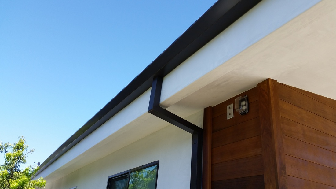 Straight Faced Gutters In Salt Lake City Double T Inc