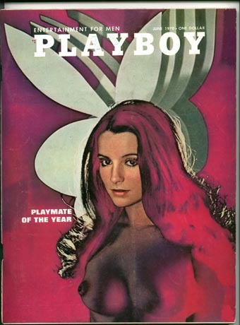 Playboy Magazine June 1970 Claudia Jennings Elaine