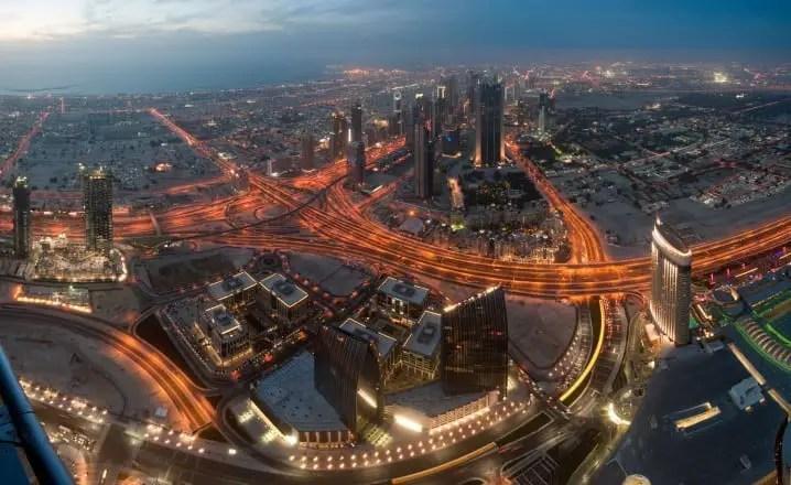 Palm View Ali Jebel Aerial