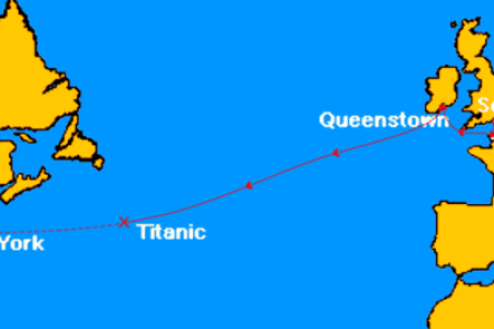 titanic location google maps » [HD Images] Wallpaper For Downloads ...