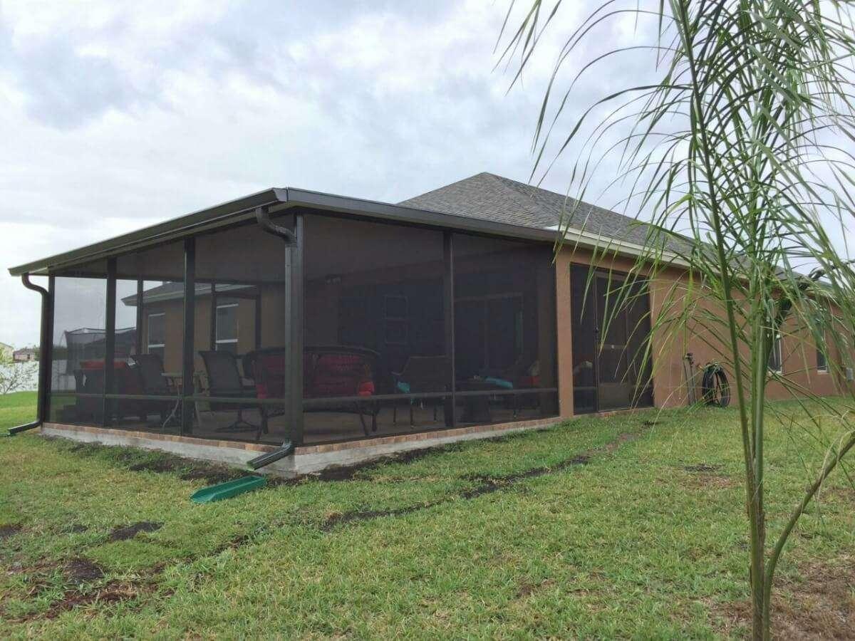 Enclosed Outdoor Rooms