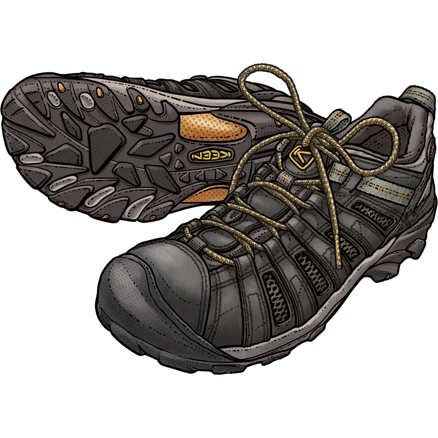 Keen Mens Shoes 105