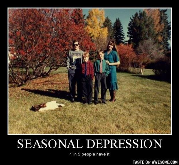 Affective Quotes Funny Disorder About Seasonal