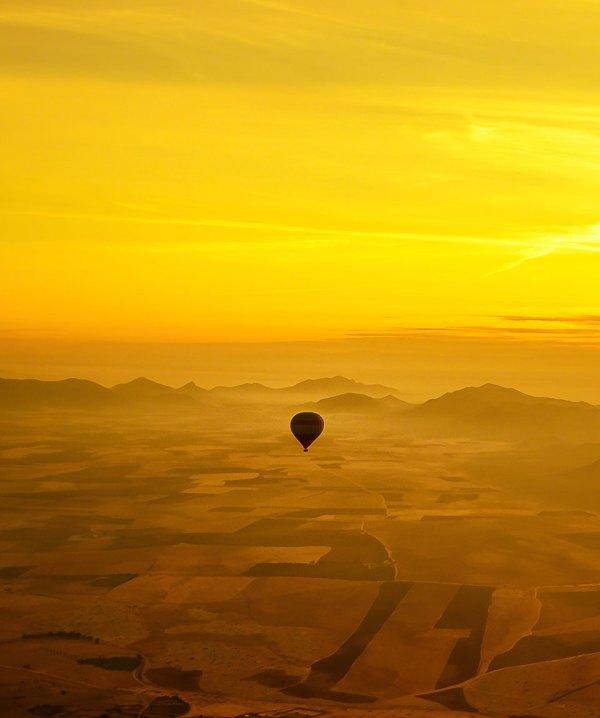 hot air balloon # 49