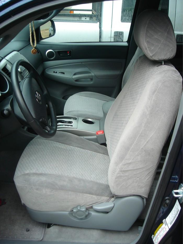 2005 2008 Toyota Tacoma Sr5 Front Bucket Seats Without