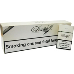 Cheap Davidoff White/ Gold Cigarettes Made in Germany ...
