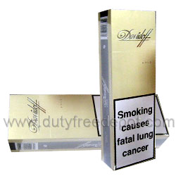 How to order Cigarettes: Cigarettes Davidoff Magnum