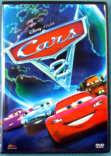 Cars 2 - DVD PLANET STORE
