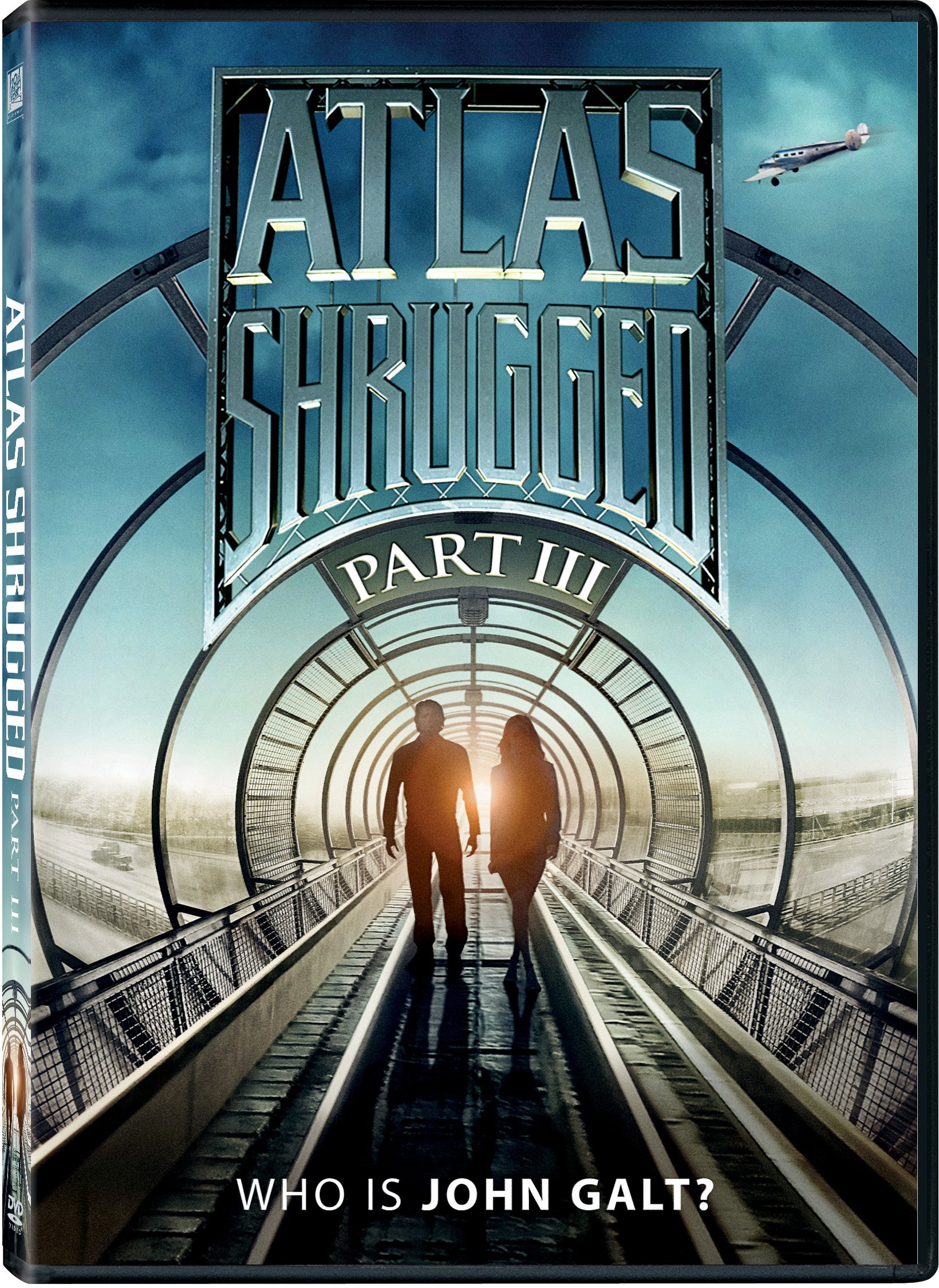 Atlas Shrugged Part 3 Who Is John Galt  DVD Release Date January 6  2015 cover
