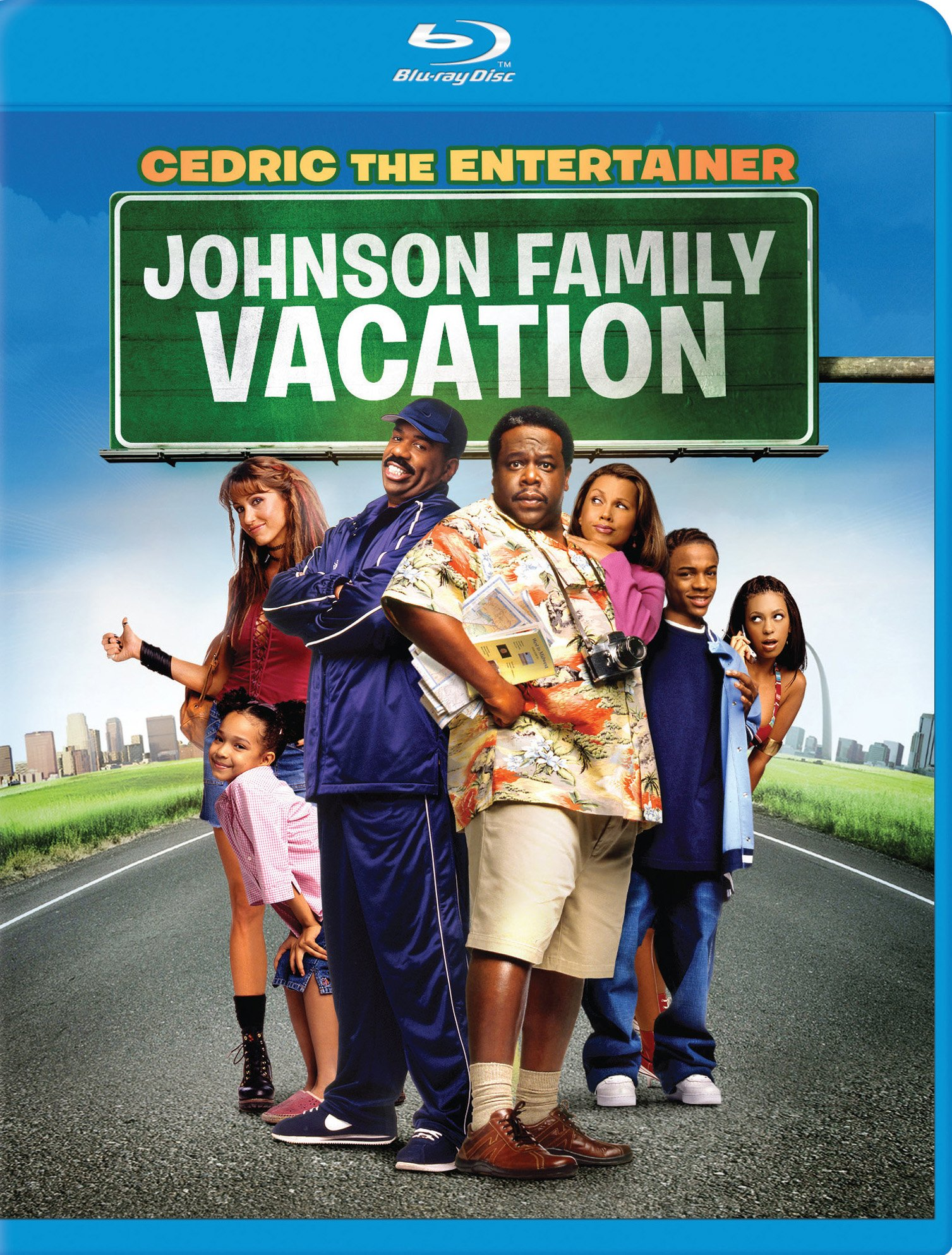 Johnson Family Vacation DVD Release Date