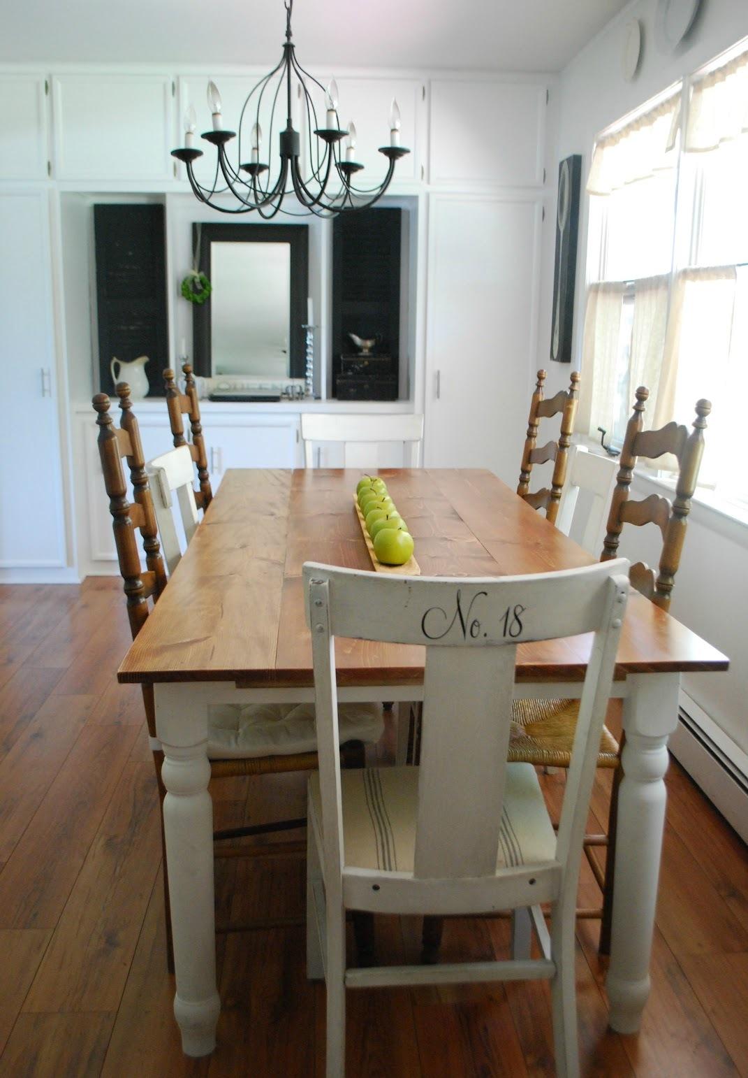 Rustic Farmhouse Kitchen Designs