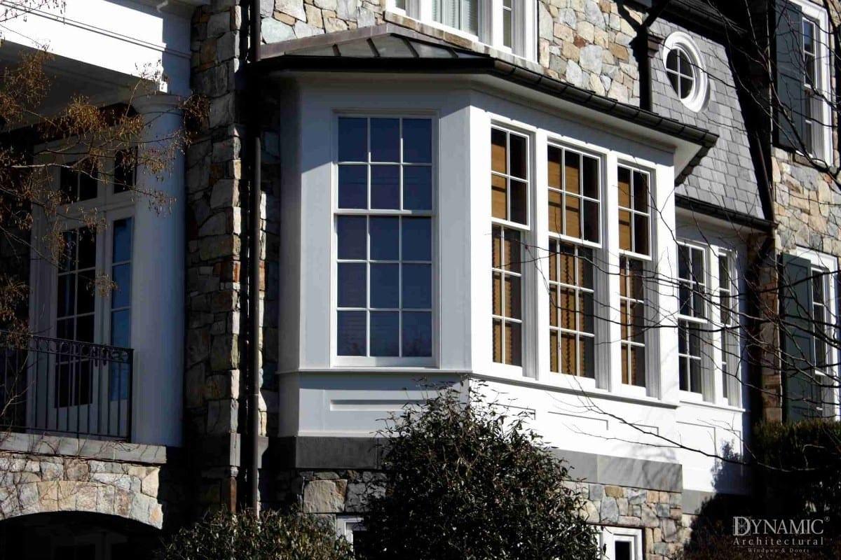 Wood Bay Windows Dynamic Architectural Windows