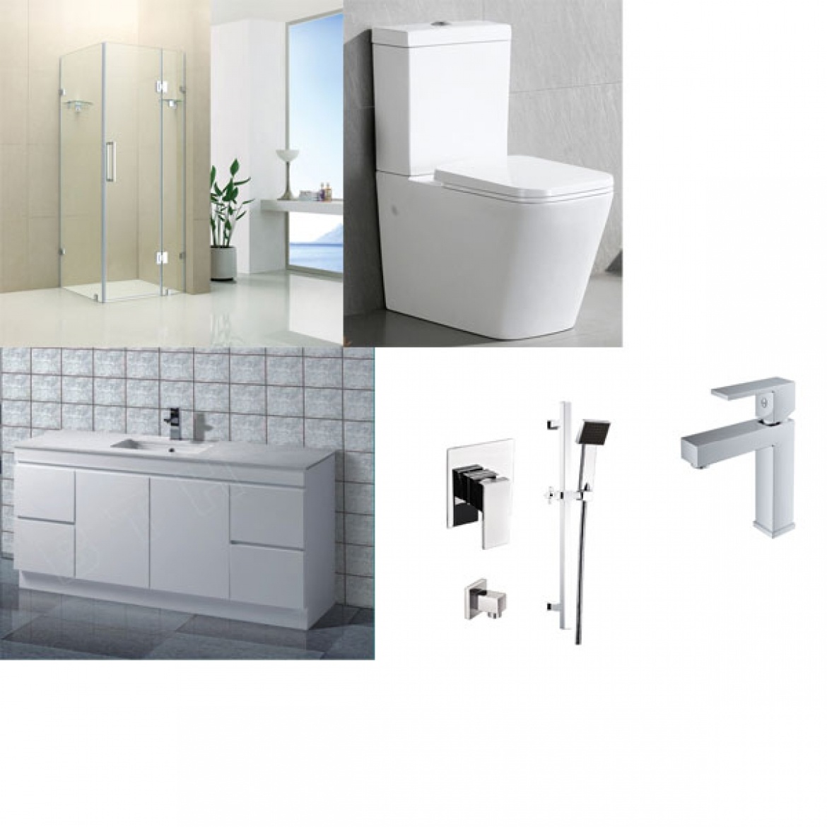 Melbourne kitchen and bathroom Melbourne basin Melbourne kitchen     Bathroom stone top vanity package 1
