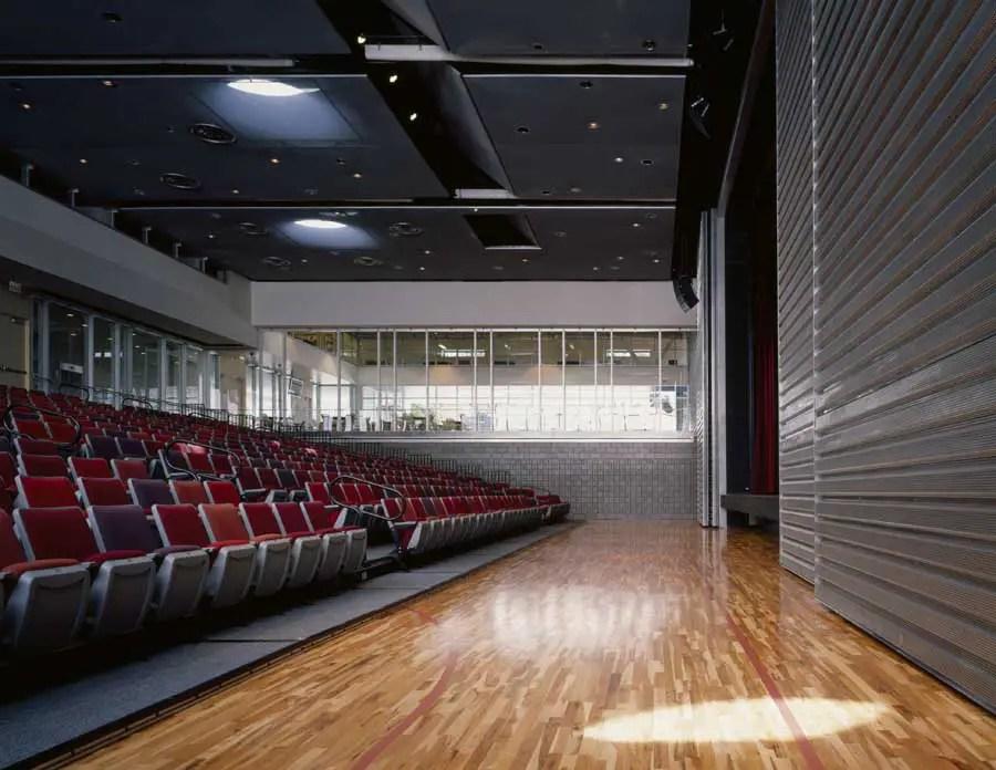 Gary Comer Youth Center Chicago John Ronan Architects