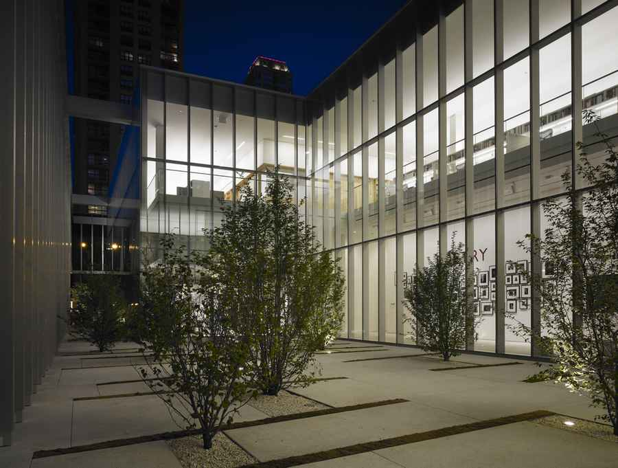 Poetry Foundation Chicago John Ronan Architects E Architect
