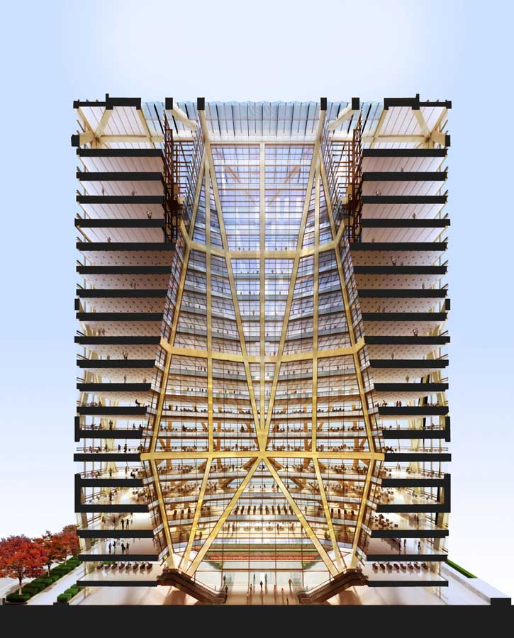 Chinese Architecture Developments Building In China E