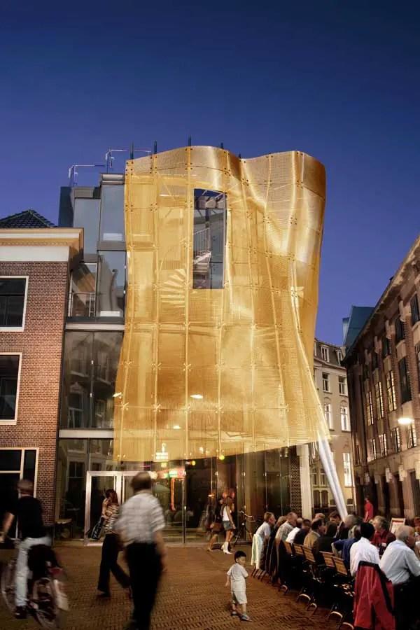 Baljurk Den Haag Ball Gown Building The Hague E Architect